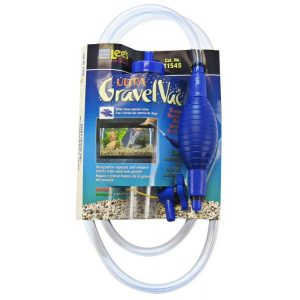 Lees Ultra Gravel Vac with Squeeze Bulb