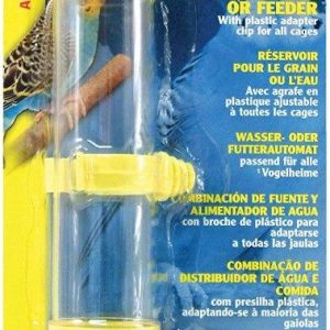 Living World Horizontal Water Bottle/Feeder