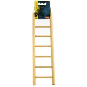 Living World Wood Ladders for Bird Cages