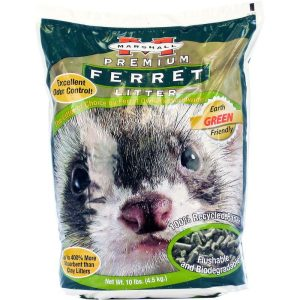 Marshall Premium Ferret Litter Bag