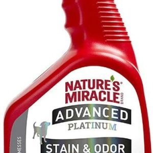 Natures Miracle Advanced Platinum Stain & Odor Remover & Virus Disinfectant