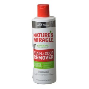 Nature's Miracle Enzymatic Formula Stain & Odor Remover