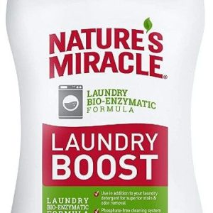 Natures Miracle Laundry Boost Stain and Odor Removing Additive