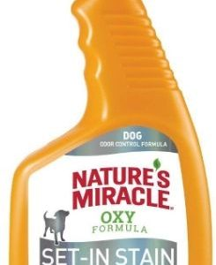 Natures Miracle Orange Oxy Stain & Odor Remover