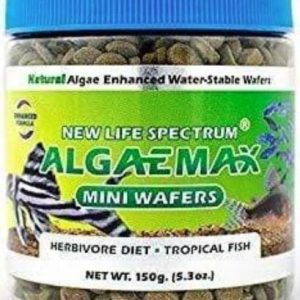 New Life Spectrum Algaemax Mini Sinking Wafers