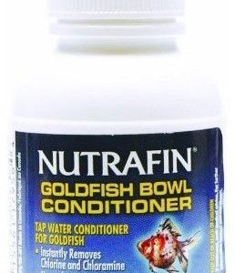 Nutrafin Goldfish Bowl Tap Water Conditioner