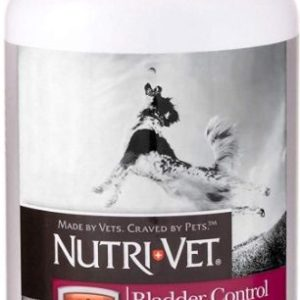 Nutri-Vet Bladder Control Liver Chewables
