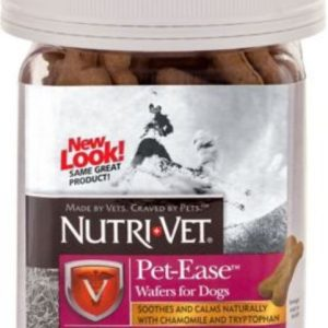 Nutri-Vet Pet-Ease Wafers