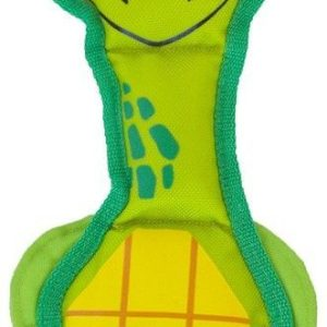 Outward Hound Fire Biterz Sea Turtle Dog Toy