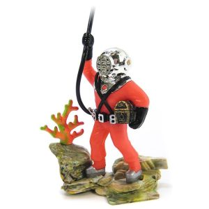 Penn Plax Action Air - Diver with Hose