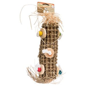 Penn Plax Bird Life Natural Weave Kabob