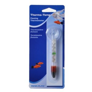 Penn Plax Therma-Temp Floating Thermometer
