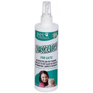 Pet Organics No-Scratch Spray for Cats