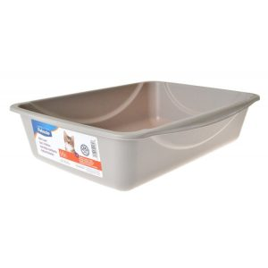 Petmate Litter Pan - Gray