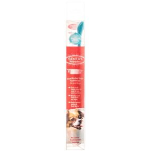 Petrodex Dual Ended 360 Toothbrush for Small Dogs