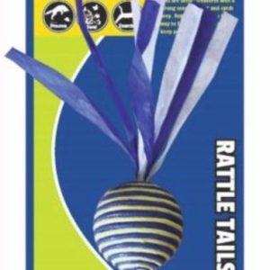 Petsport Rattle Tails Cat Toy