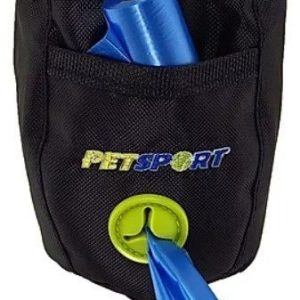 Petsport USA Biscuit Buddy Treat Pouch with Bag Dispenser