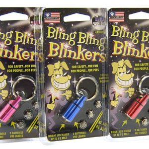 Petsport USA Bling Bling Blinkers - Assorted Colors