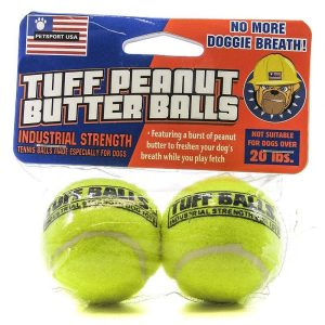 Petsport USA Peanut Butter Balls