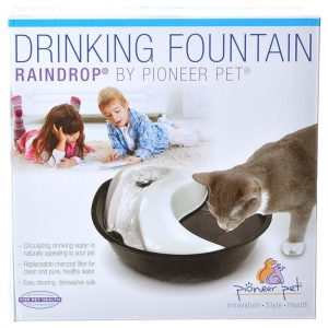 Pioneer Raindrop Plastic Drinking Fountain