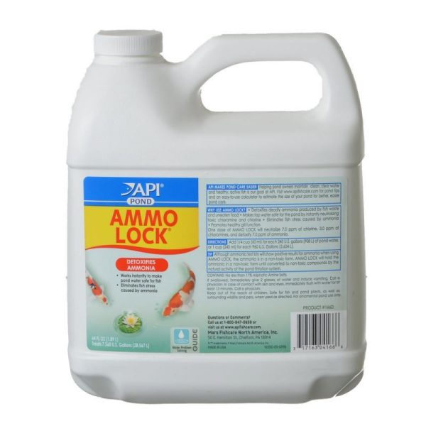 PondCare Ammo Lock Ammonia Detoxifier for Ponds