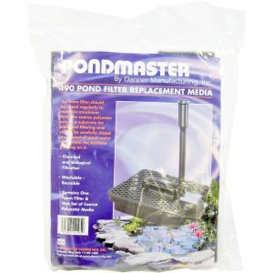 Pondmaster 190 Filter Replacement Media for Ponds