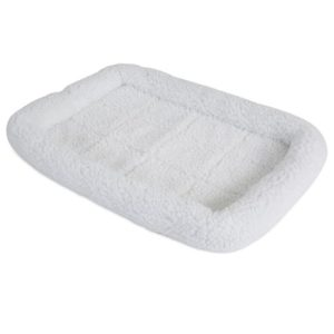 Precision Pet SnooZZy Pet Bed Original Bumper Bed - White