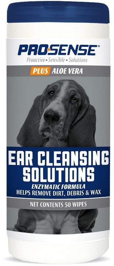 Pro-Sense Plus Ear Cleansing Solutions for Dogs