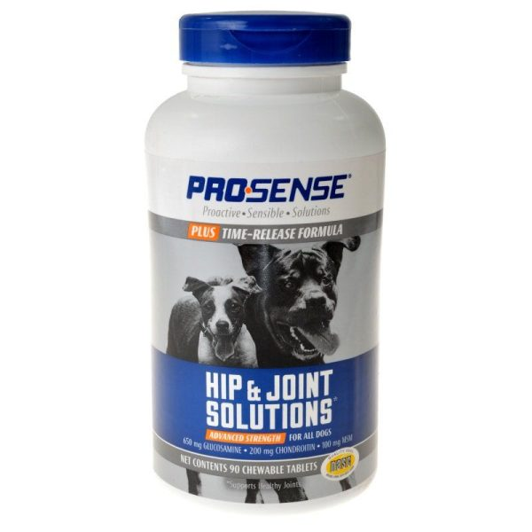 Pro-Sense Plus Hip & Joint Solutions for Dogs - Advanced Strength