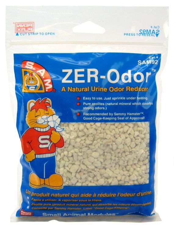 S.A.M. ZER-Odor Natural Urine Odor Reducer