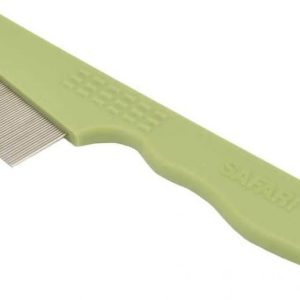 Safari Cat Flea Comb with Extended Handle