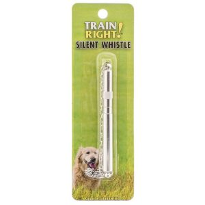 Safari Silent Dog Training Whistle