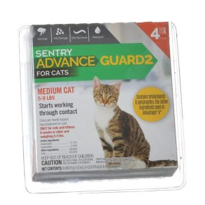 Sentry Advance Guard 2 for Cats