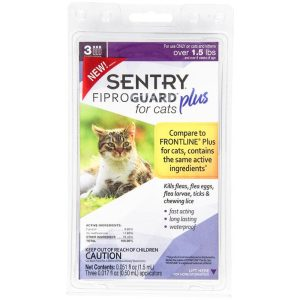 Sentry Fiproguard Plus for Cats & Kittens