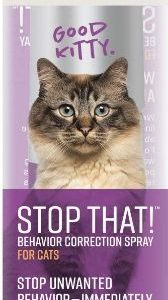 Sentry Stop That! Behavior Correction Spray for Cats