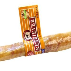 Smokehouse Treats Natural Pork Skin Retriever Stick
