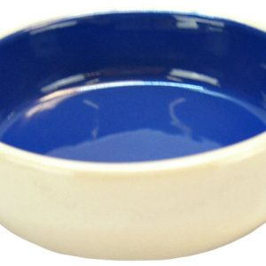 Spot Ceramic Kitty Saucer Crock