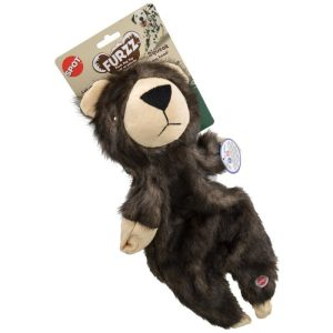 Spot Furzz Bear Dog Toy