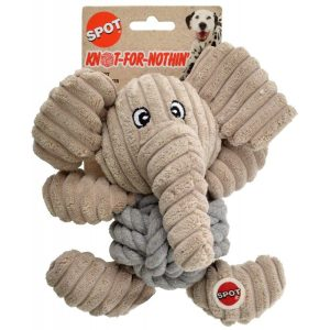 Spot Knot for Nothin Dog Toy - Assorted Styles