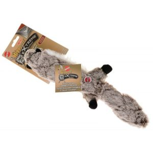 Spot Skinneeez Extreme Quilted Raccoon Toy - Mini