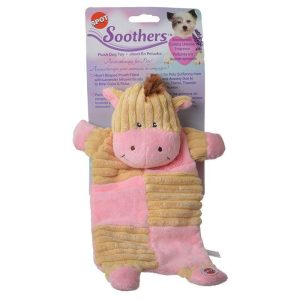 Spot Soothers Crinkle Dog Toy