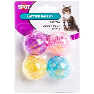 Spot Spotnips Lattice Balls Cat Toys