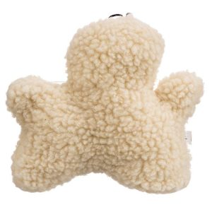 Spot Vermont Style Fleecy Man Shaped Dog Toy