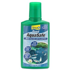 Tetra Pond Aquasafe Water Conditioner