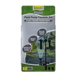 Tetra Pond Fountain Set for Water Garden Pumps