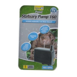 Tetra Pond Statuary Pump with Auto Shut-Off