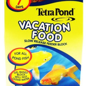 Tetra Pond Vacation Food - Slow Release Feeder Block
