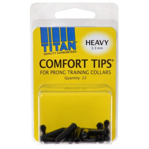 Titan Comfort Tips for Prong Training Collars