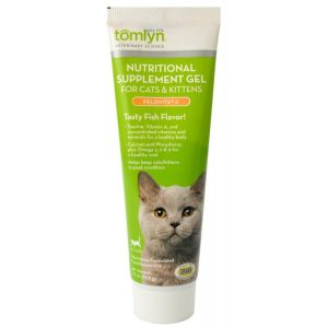 Tomlyn Felovite II Nutritional Supplement Gel for Cats & Kittens