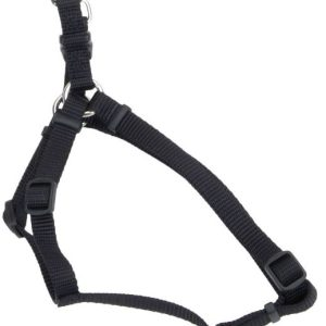 Tuff Collar Comfort Wrap Nylon Adjustable Harness - Black